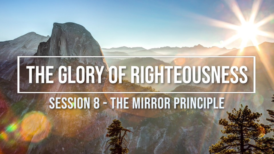 Session 8 - The Mirror Principle Image