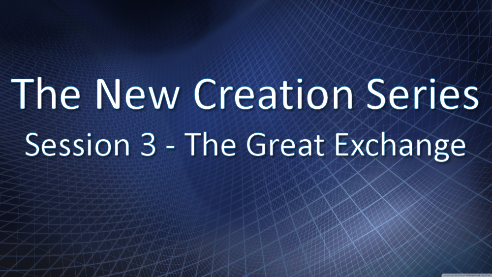Session 3 - The Great Exchange Image